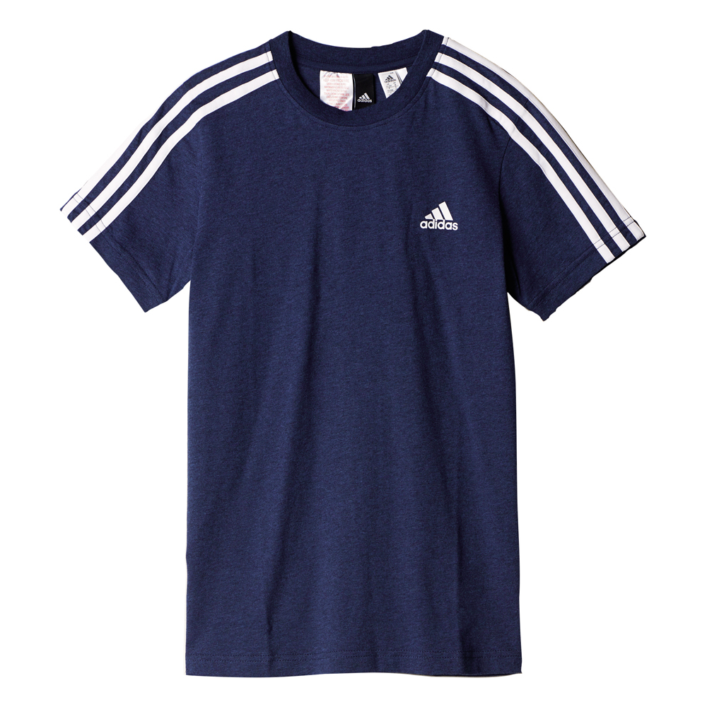 Kinder T-Shirt Essentials 3 Stripes T-Shirt
