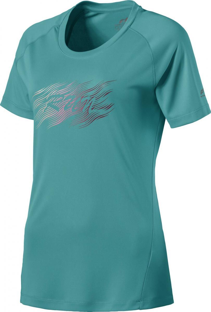 Damen D-T-Shirt Bonita Mint Dark
