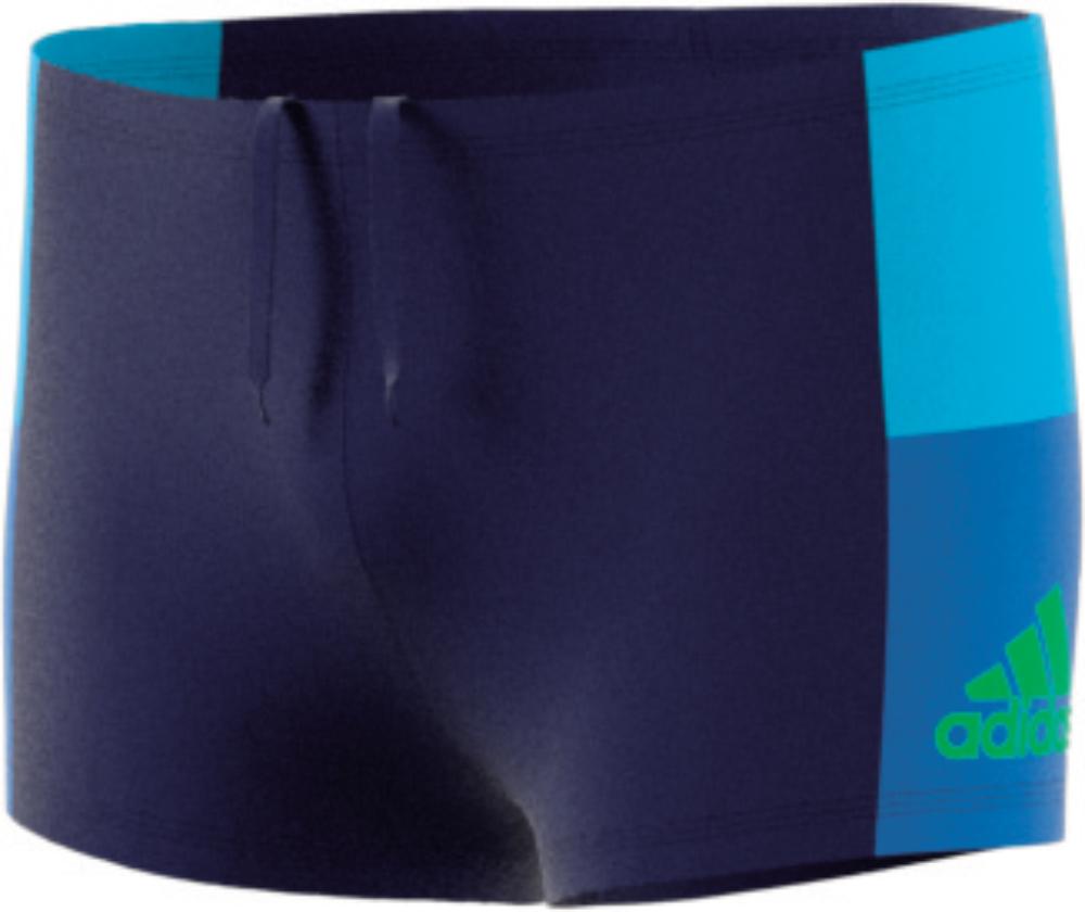 Colourblock Boxer Badehose