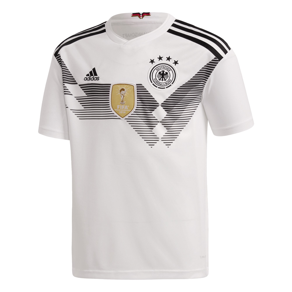 Kinder Trikot 2018 GERMANY HOME JERSEY YOUTH