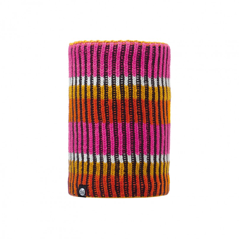 Unisex KNITTED & POLAR FLEECE NECKWARMER