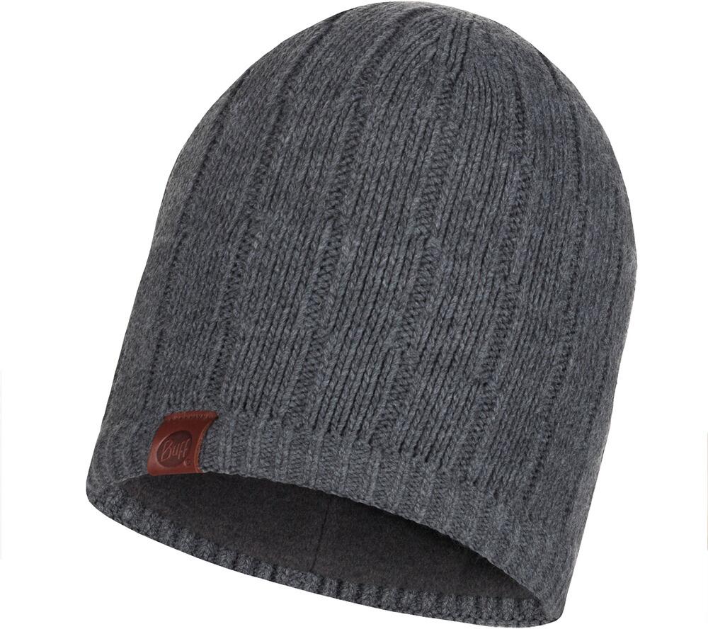 Mütze Knitted & Polar Hat Jeroen Grau