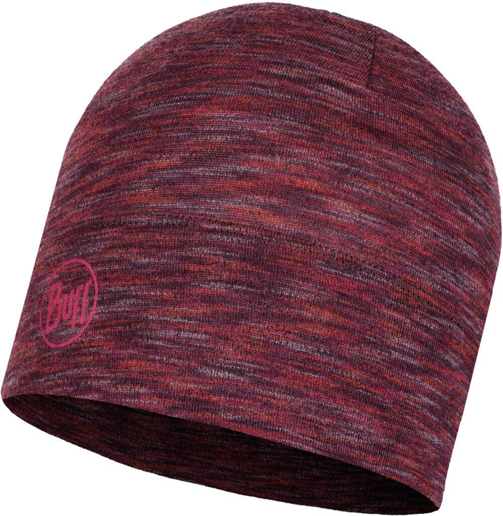 Mütze Midweight Merino Wool Beere
