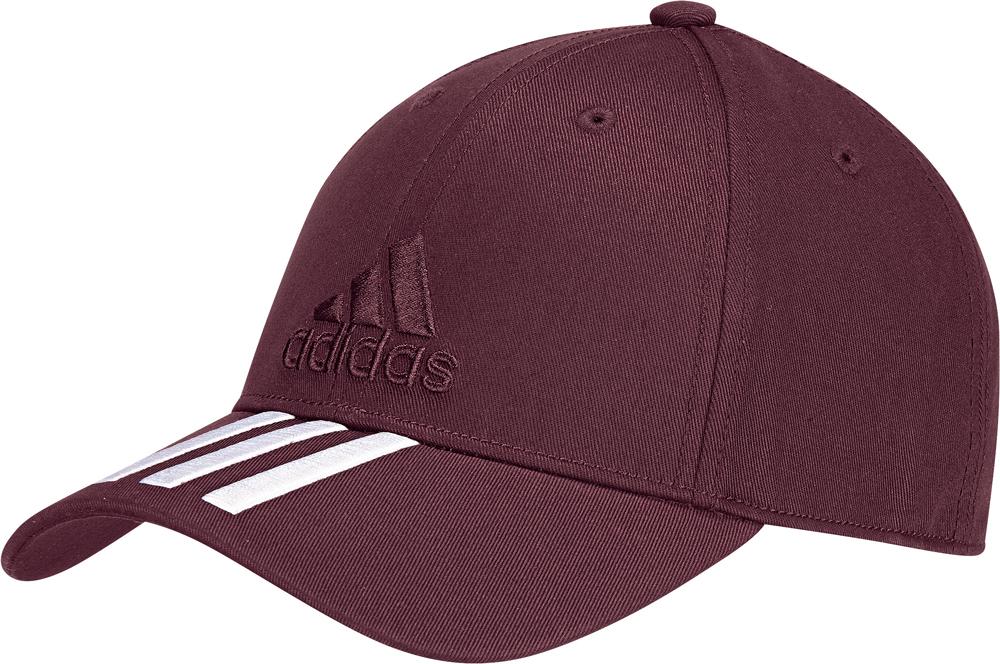 Cap 6 PANEL CLASSIC CAP 3 STRIPES COTTON