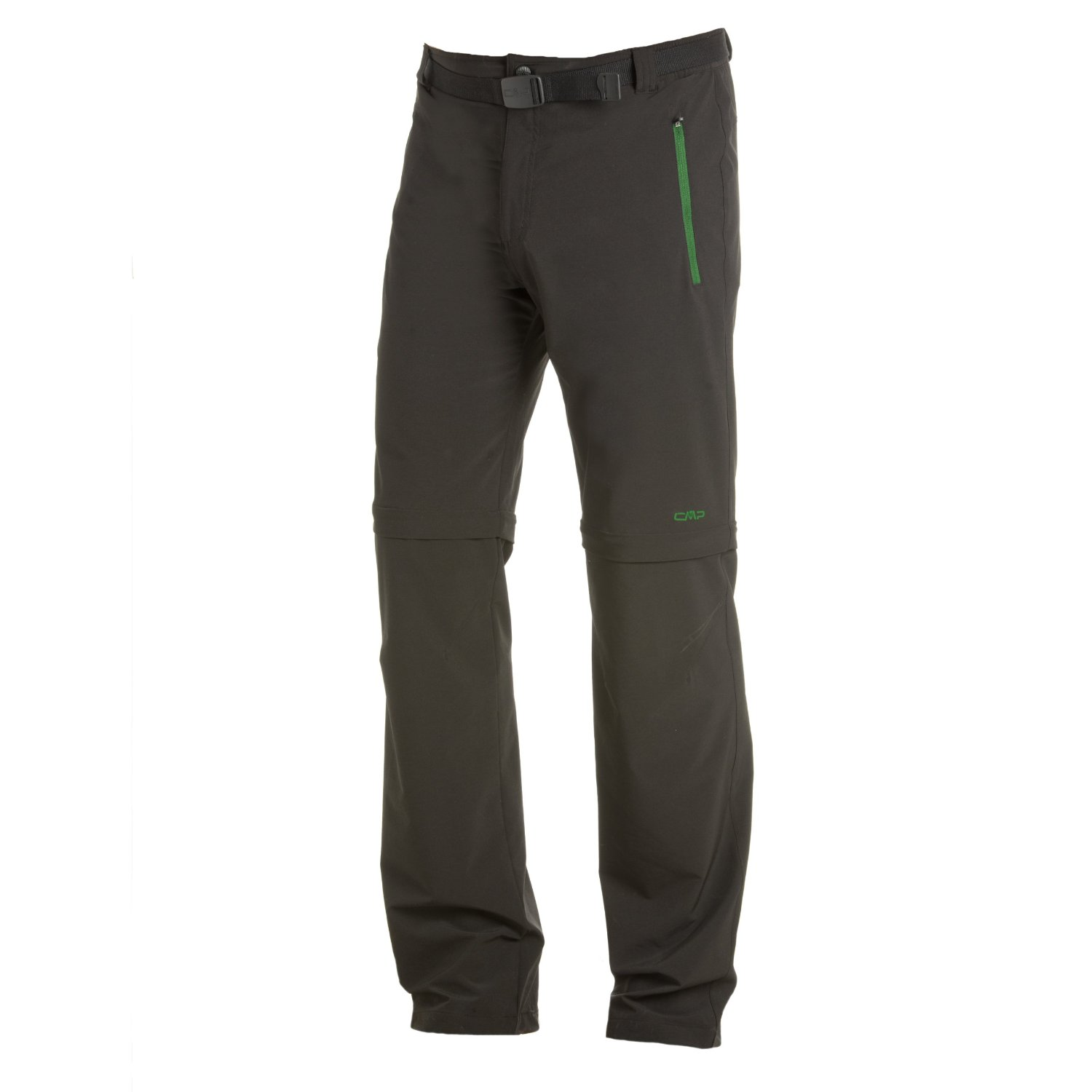 Herren Zip Off Hose MAN STRETCH LONG PANT ZIP OFF