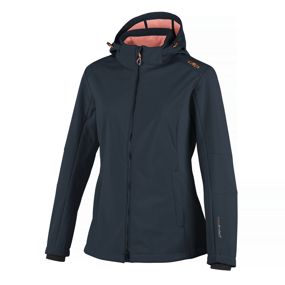 Damen Jacke WOMAN FIX HOOD JACKET