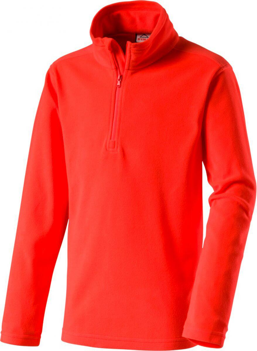 Kinder Skipullover Cortina II Coral Orange Pullover