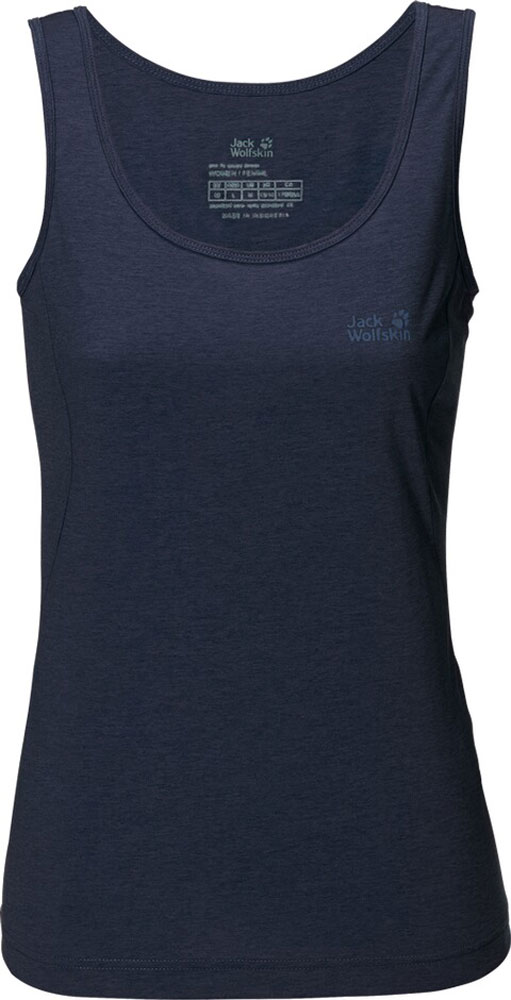 shop many styles available Damen Daunenweste Crosstrail Top Women MIdnight Blue