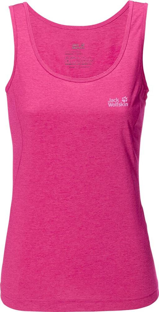 Damen Daunenweste Crosstrail Top Women Pink, pink peony, S