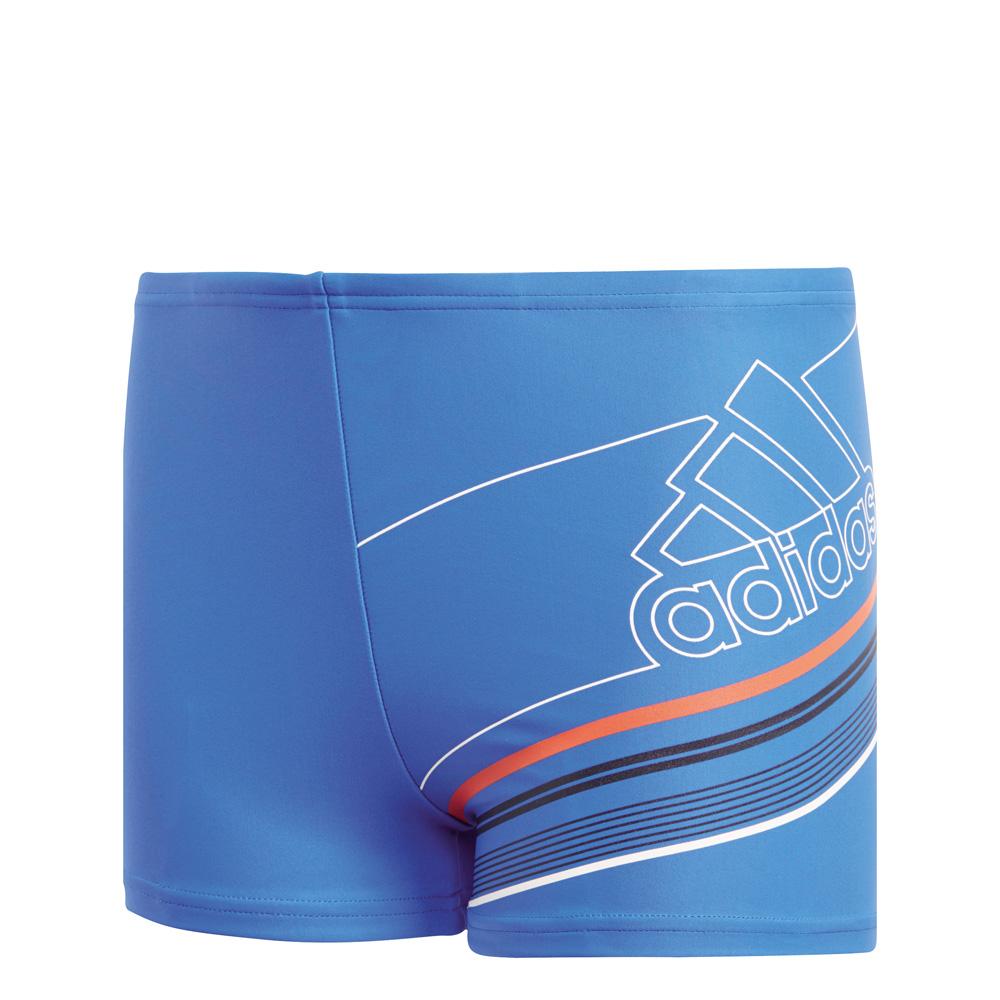 Kinder Badehose Springbreak boxer colorblock, BLUE/WHITE, 104