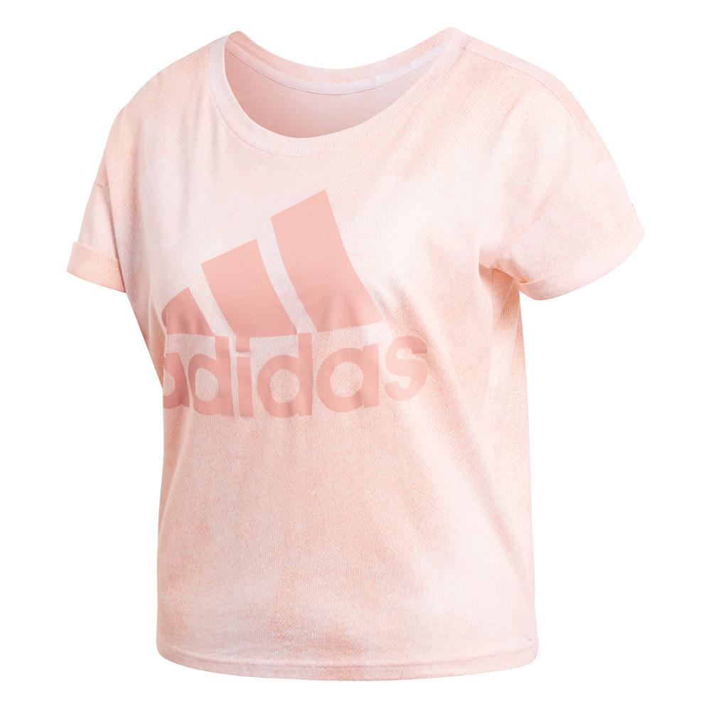 Damen Essentials All Over Printed T-Shirt
