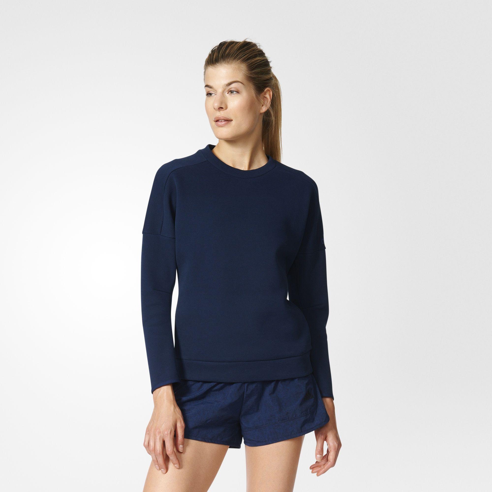 Damen adidas Z.N.E. Sweatshirt