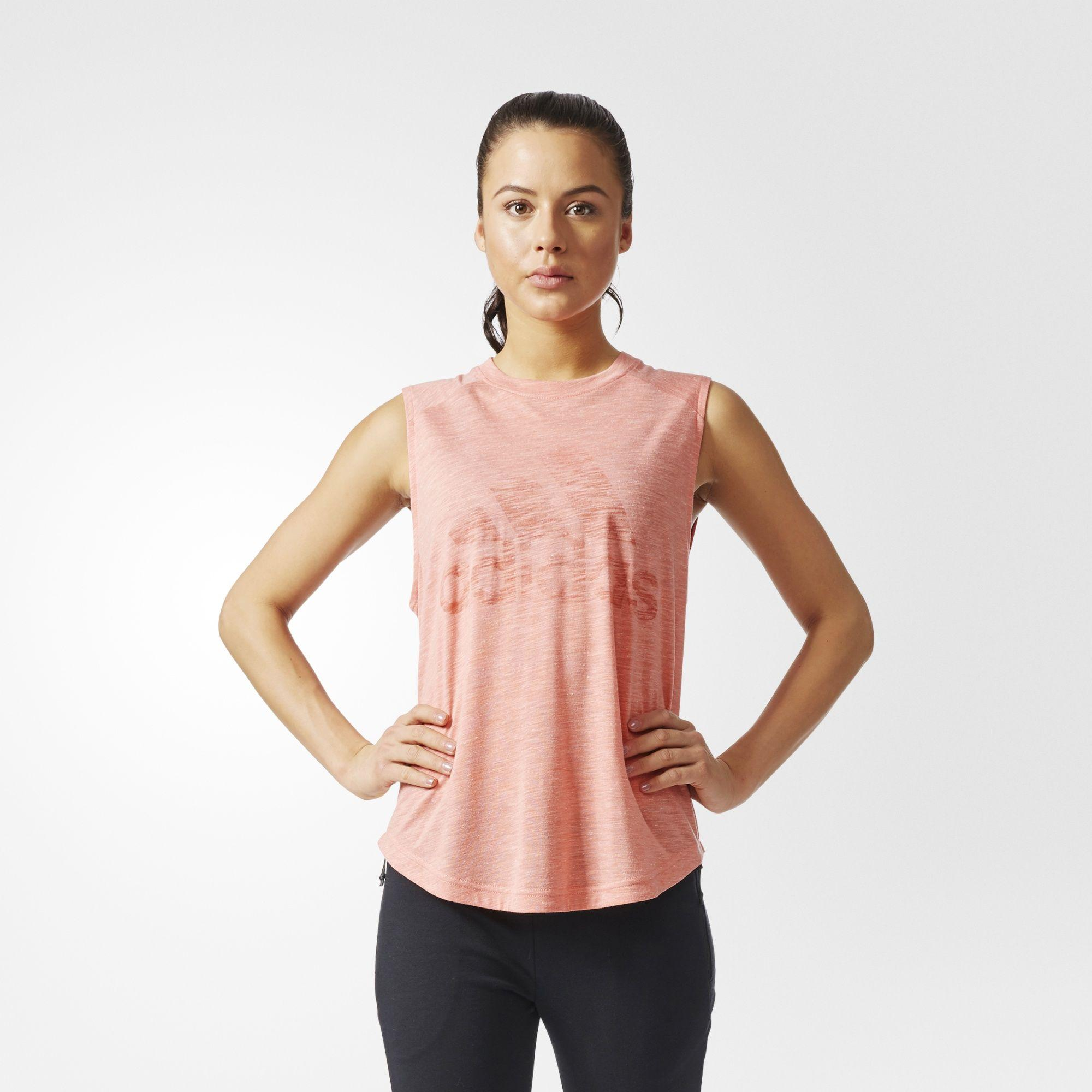Damen ID Winners Muscle Shirt