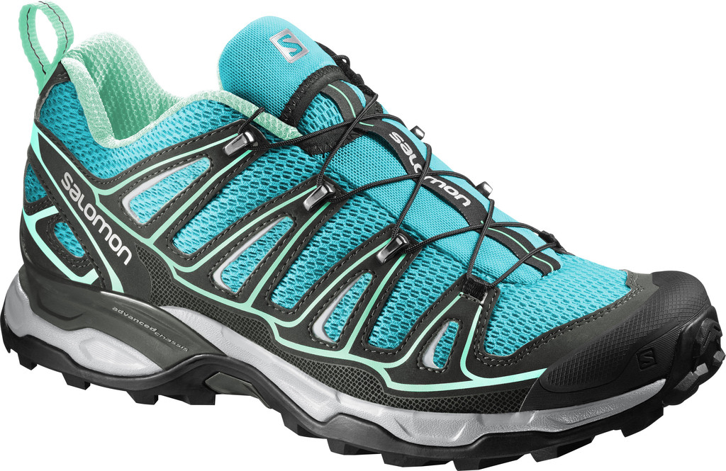 Damen Schuhe X ULTRA 2 W TEAL BLUE /AS