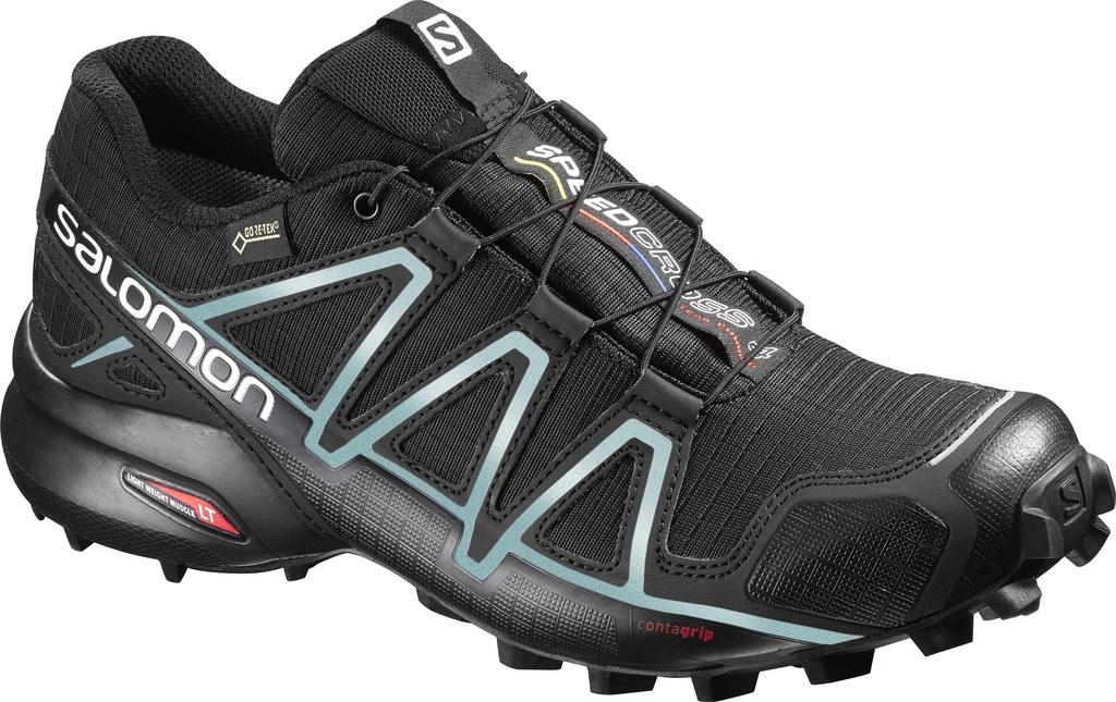 Damen Schuhe SPEEDCROSS 4 GTX® W BK/BK