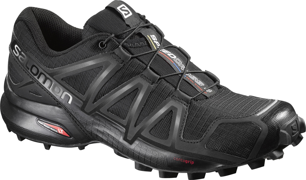 Damen Outdoor Schuh SPEEDCROSS 4 W BK/BK/BLAC