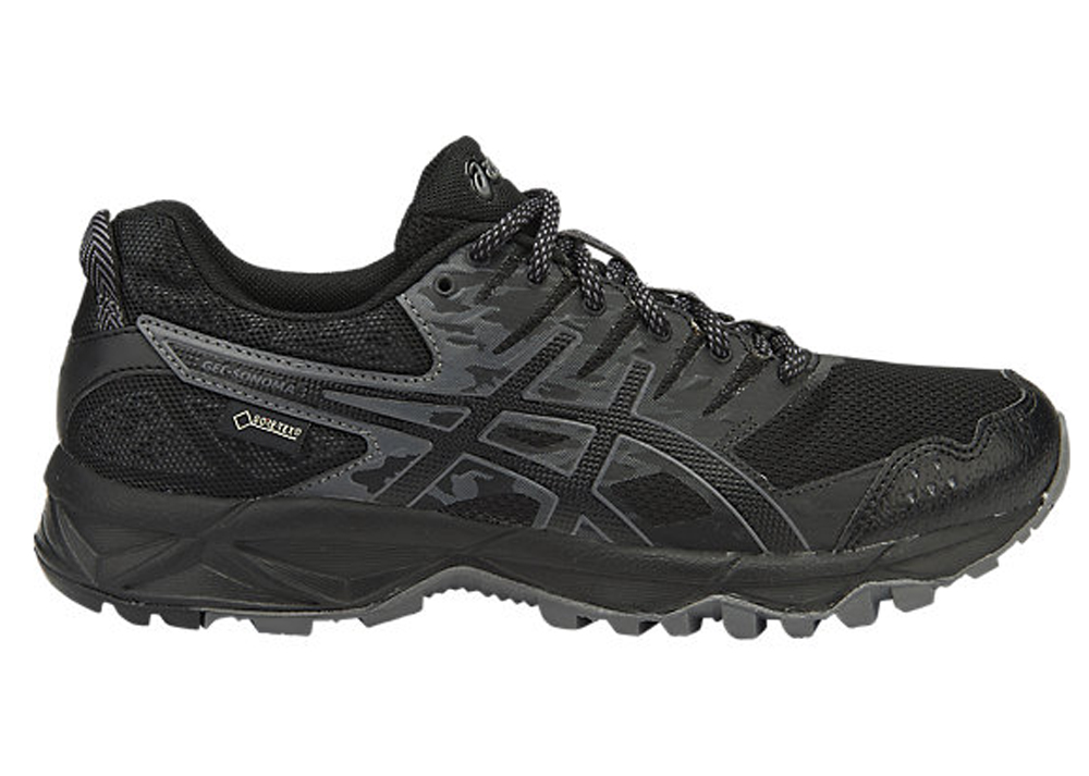 Damen Schuhe GEL-Sonoma 3 G-TX, Black/Onyx/Carbon, 7.5