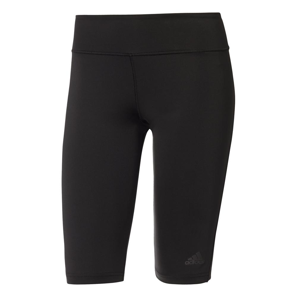 Damen Sporthose D2M SHORT TIGHT, BLACK, M