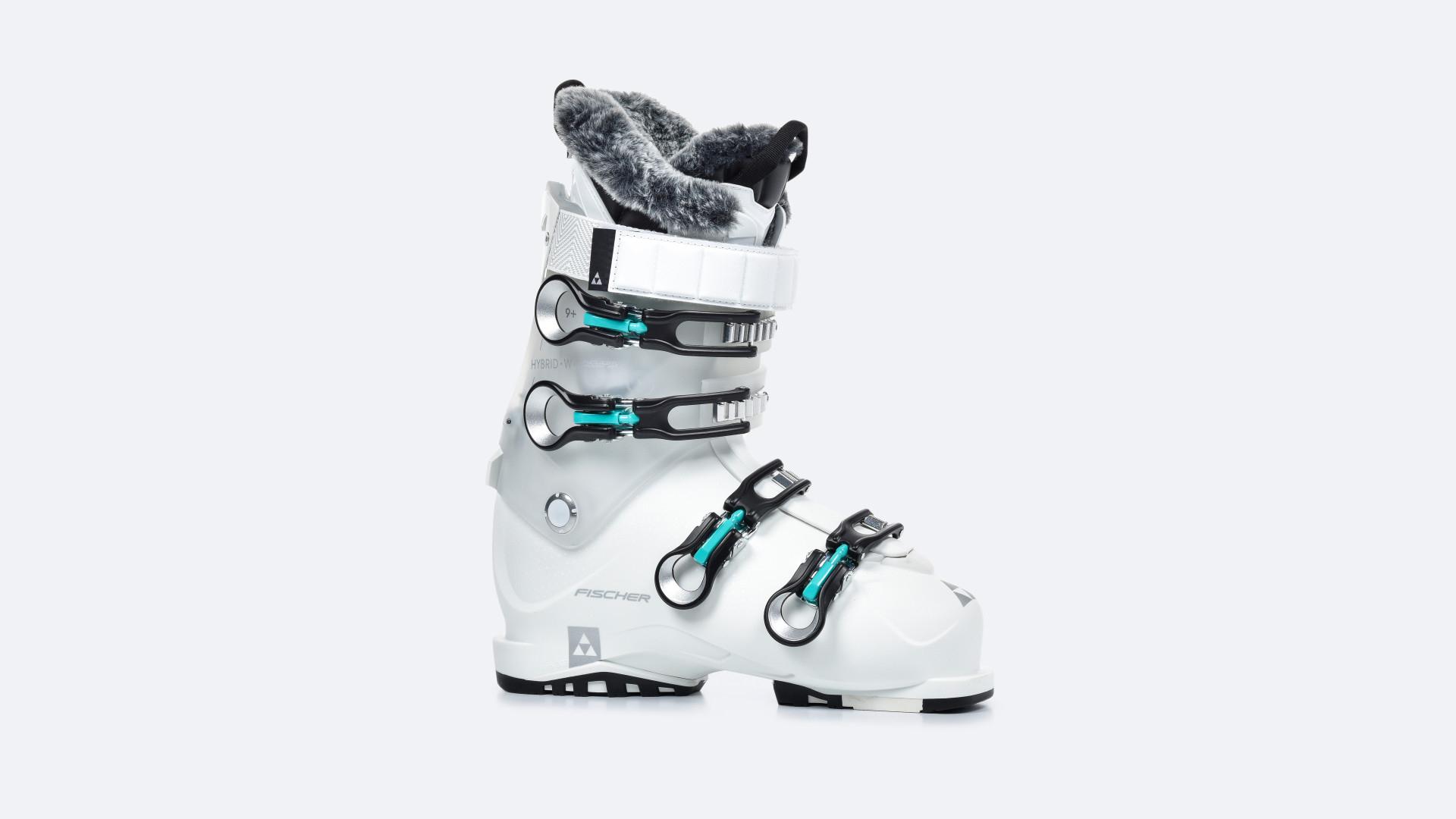 Damen Ski-Schuhe Hybrid W 9+ Vacuum CF