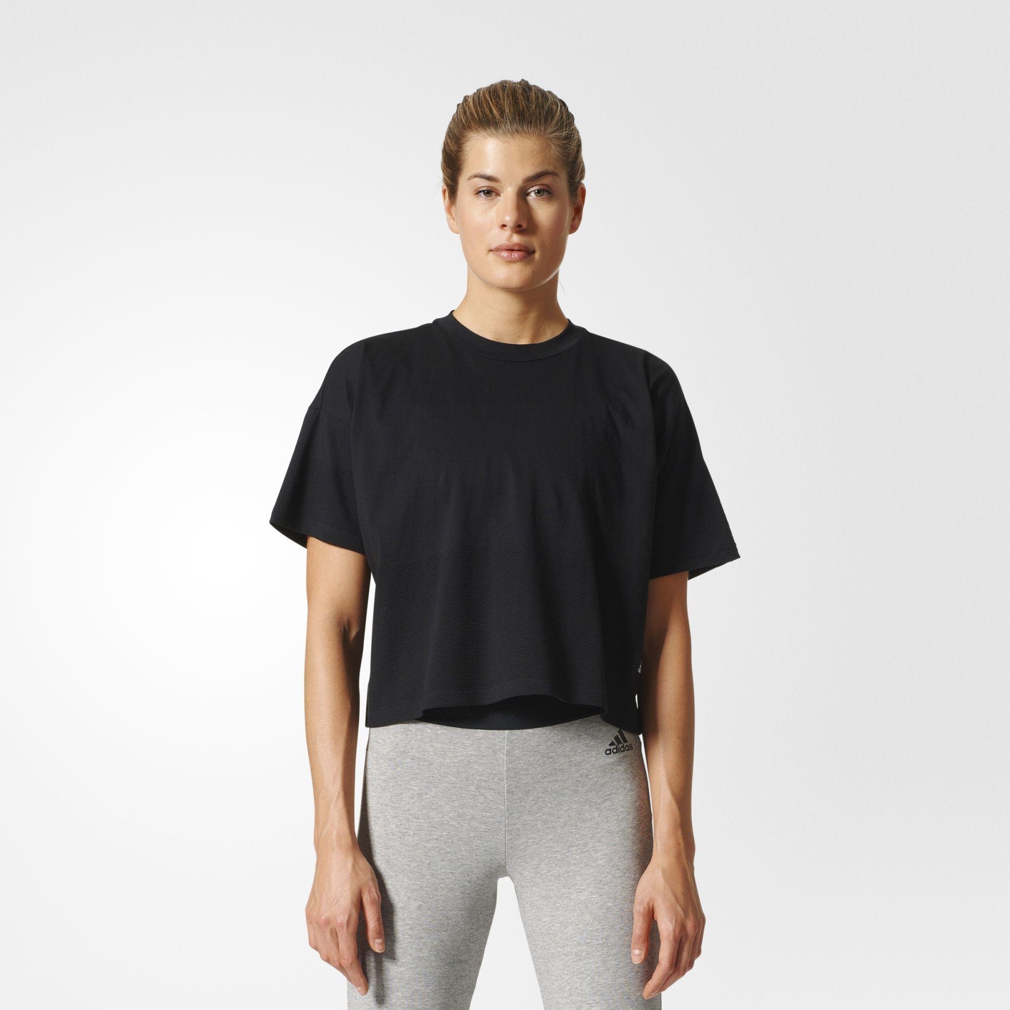Damen Square T-Shirt
