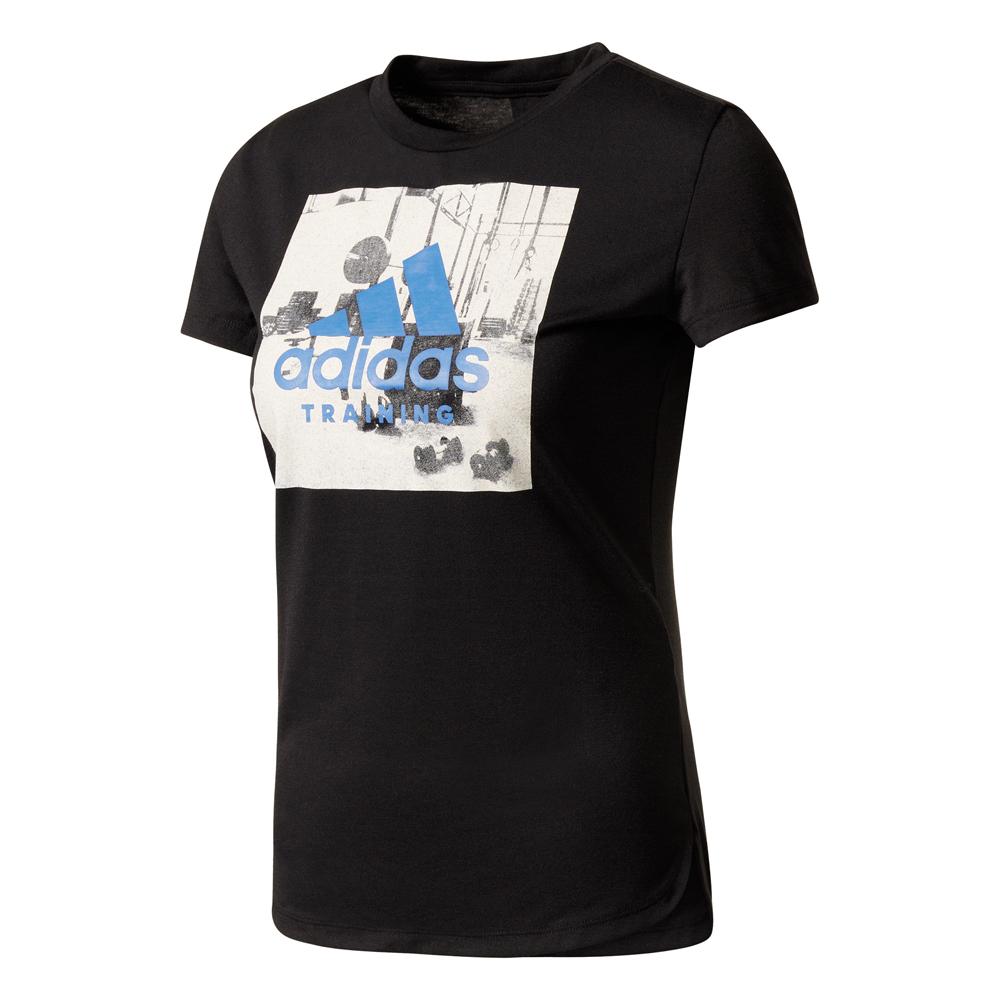 Damen Sport T-Shirt CATEGORY TR W, BLACK, S