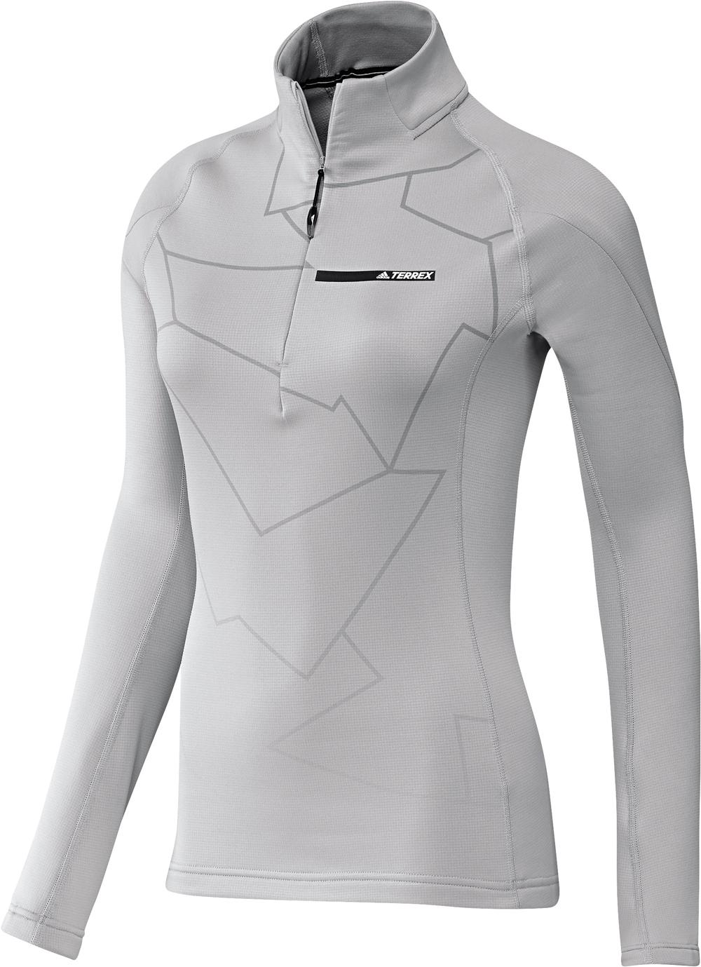 Damen Langarmshirt W terrex IceSky LongSleeve II