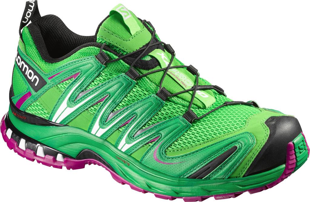 Damen Schuhe XA PRO 3D W Peppermint/GR