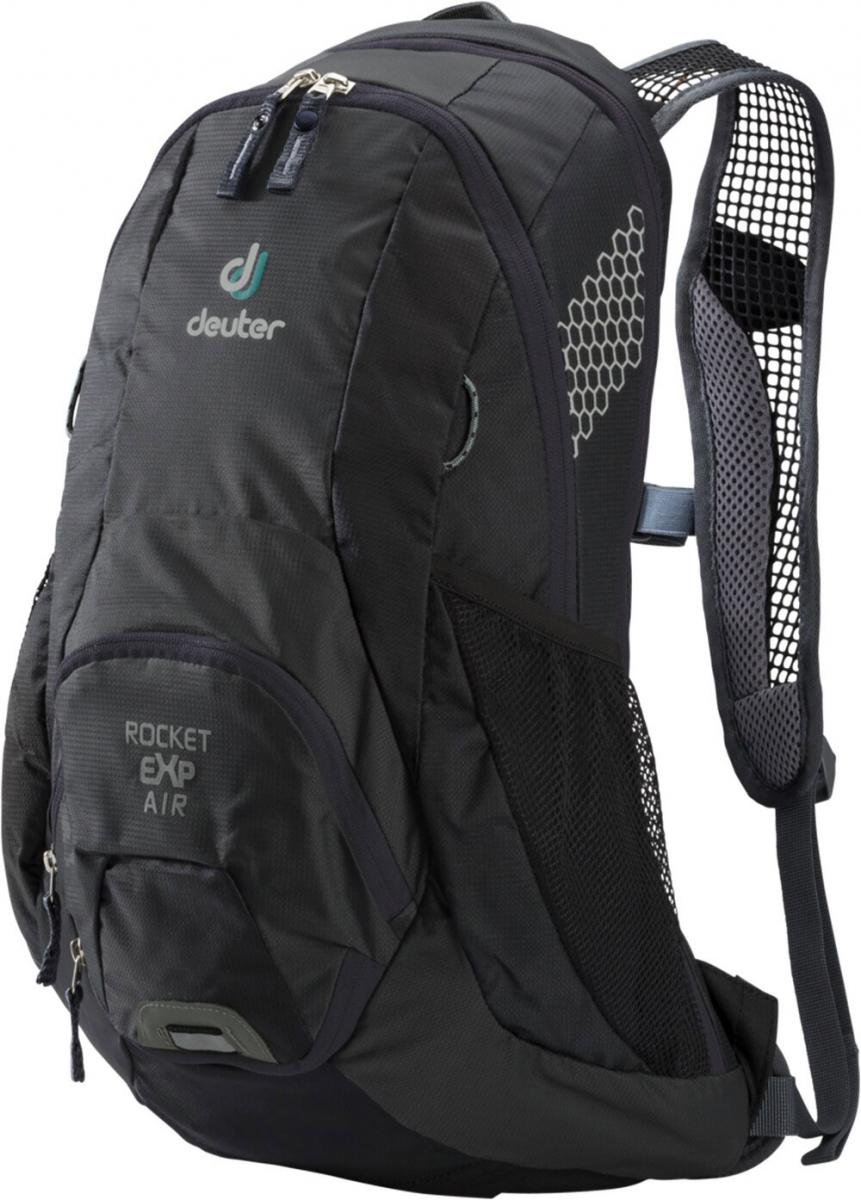 Rucksack Intersport - Rocket Exp Graphit Schwarz, graphite-black, -