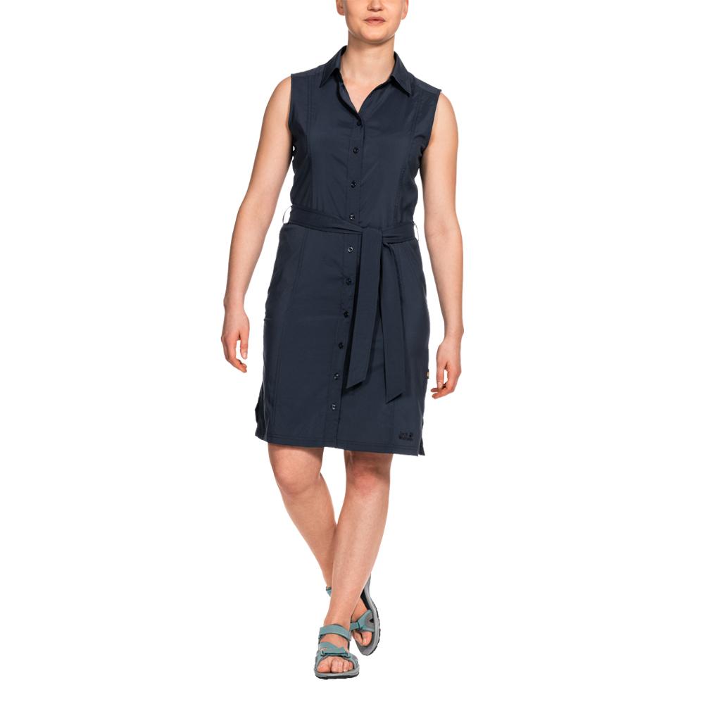 SONORA DRESS Kleid, midnight blue, M