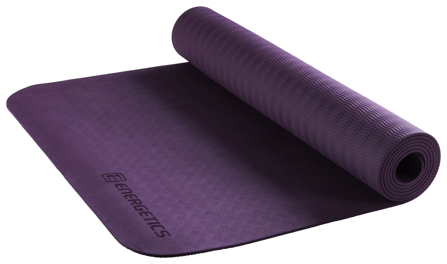 Yogamatte PVC frei 4mm