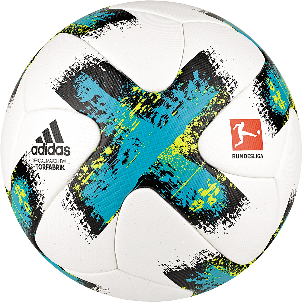 Erwachsenen Spielball TORFABRIK OFFICIAL MATCH BALL