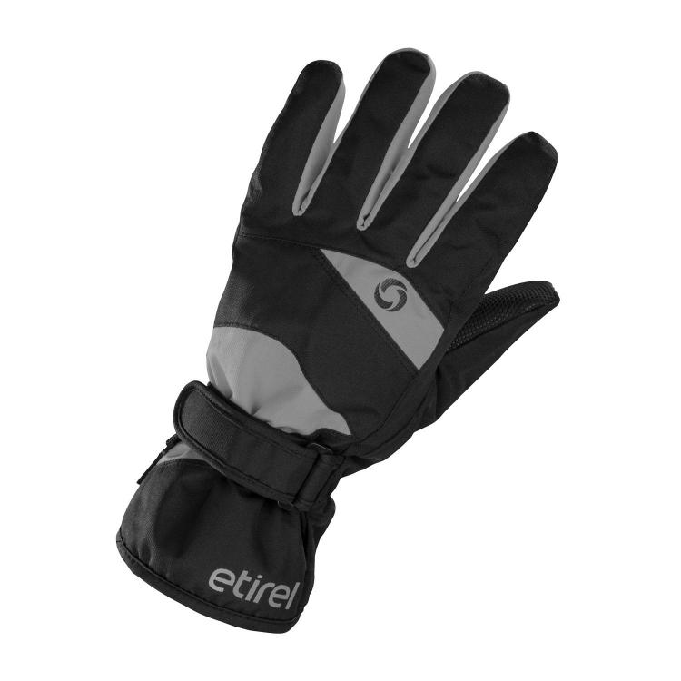 Herren Handschuhe Valentino, BLACK NIGHT/BLACK NI, 11
