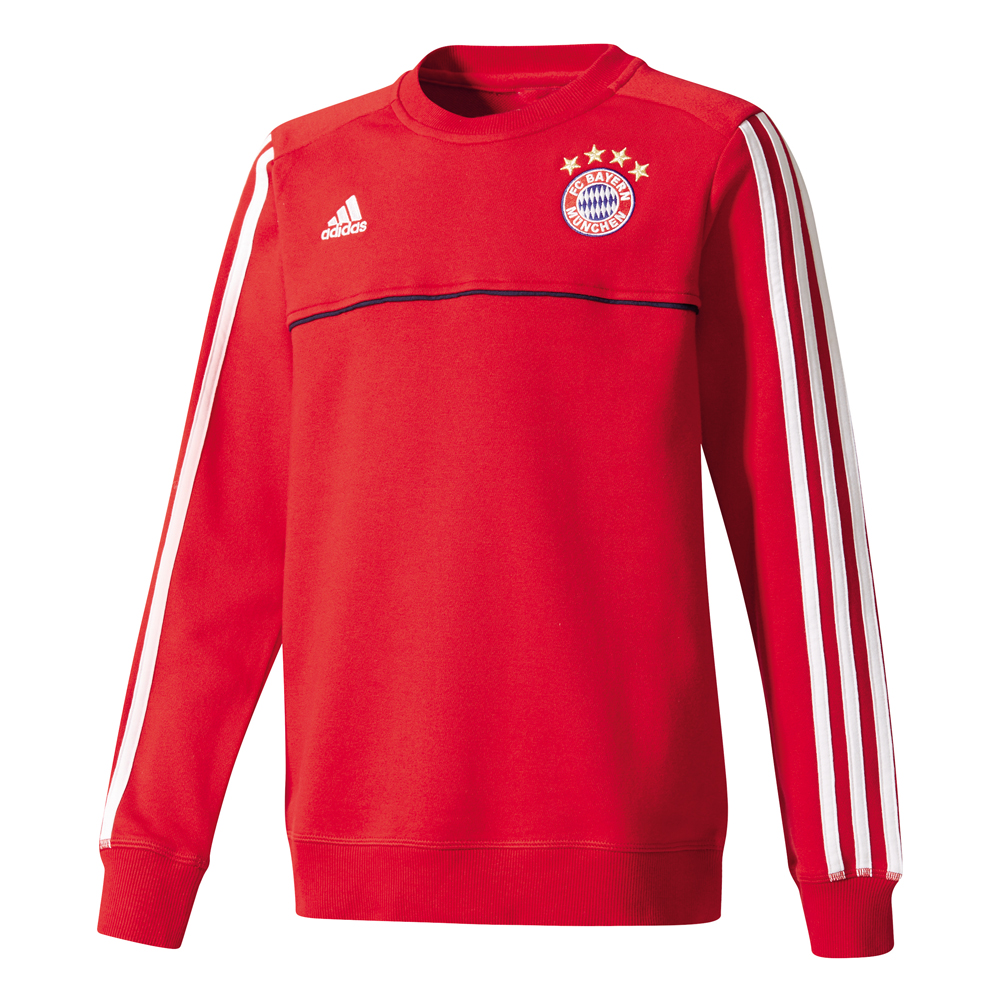 Kinder Pullover 17/18 BAYERN MUENCHEN SWEAT TOP YOUTH