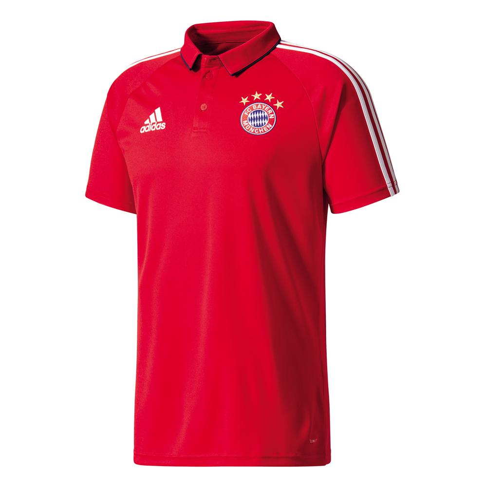 Herren FC Bayern München Poloshirt