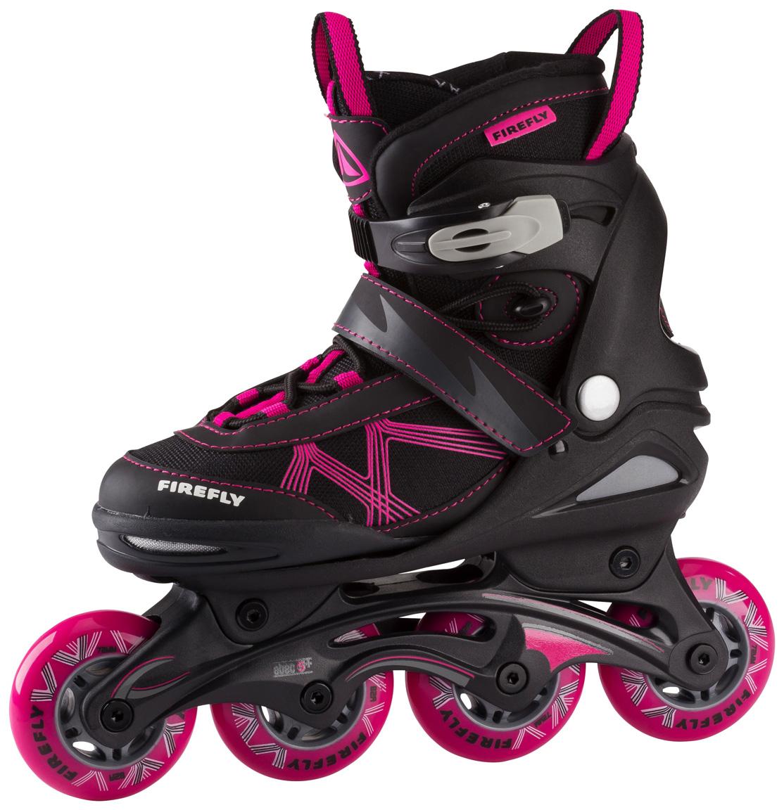 Mädchen Inline Skates Comp Adj Jr Girl
