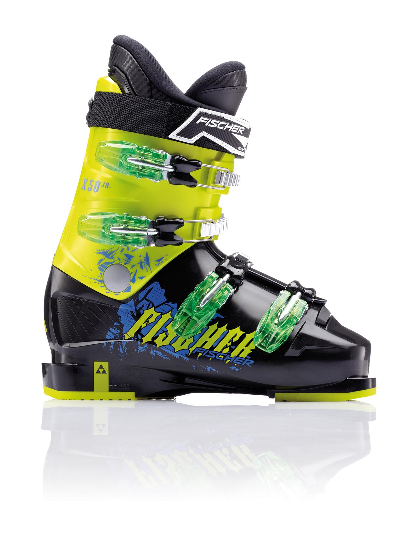 Kinder Skischuh X JR 50