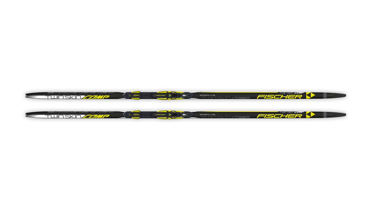 Ski Twin Skin Comp NIS