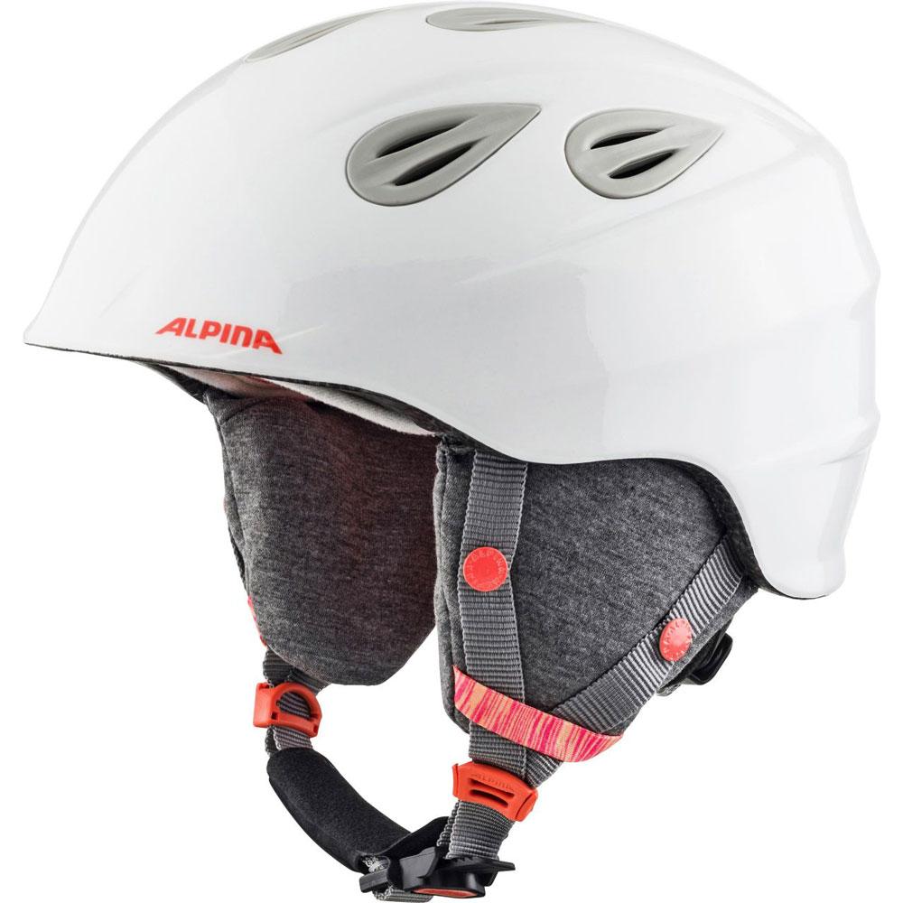 Kinder Skihelm / Snowboardhelm Grap 2.0 Jr. Weiß