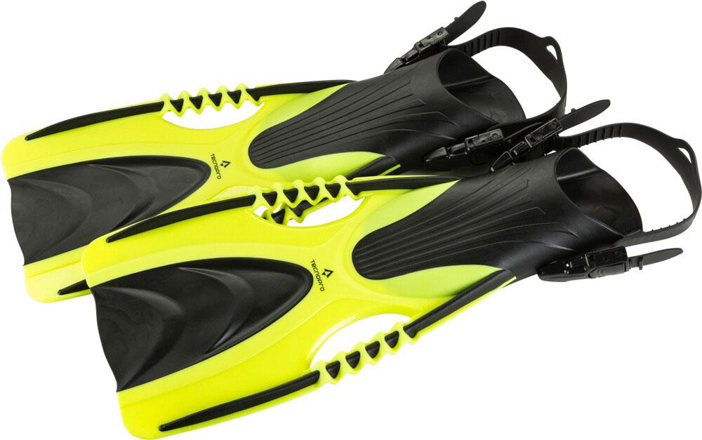 Flosse F5 C Schwimmflosse Gelb