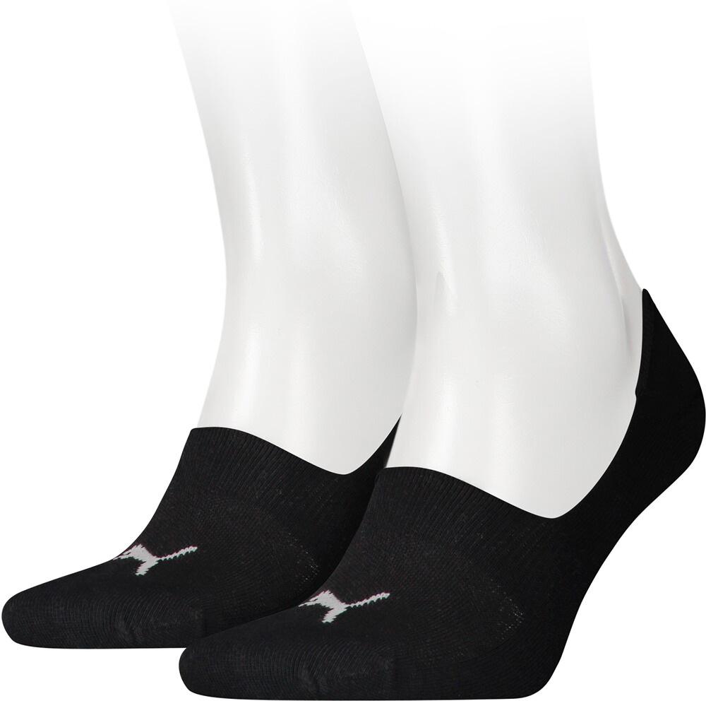 Herren Socken FOOTIE 2P UNISEX Schwarz