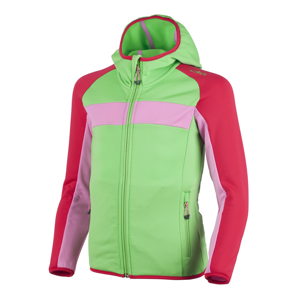 Kinder Jacke GIRL FIX HOOD JACKET