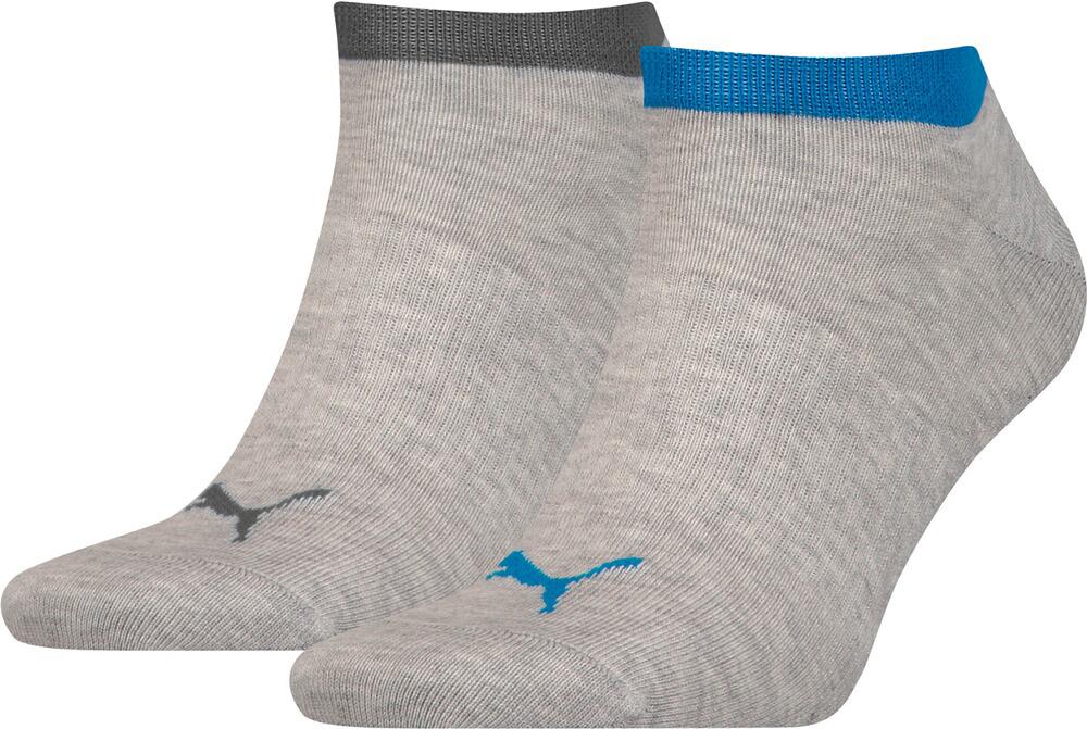 Herren SNEAKERS 2P Socken, grey combo, 43-46