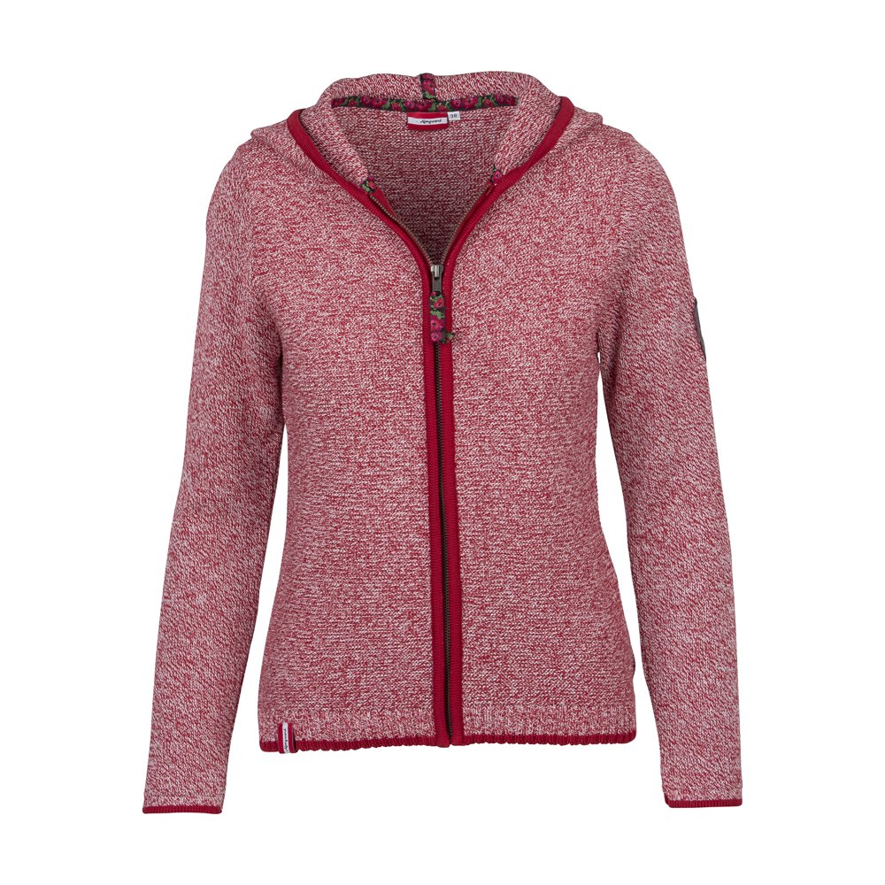 Damen Strickjacke Gruberkar