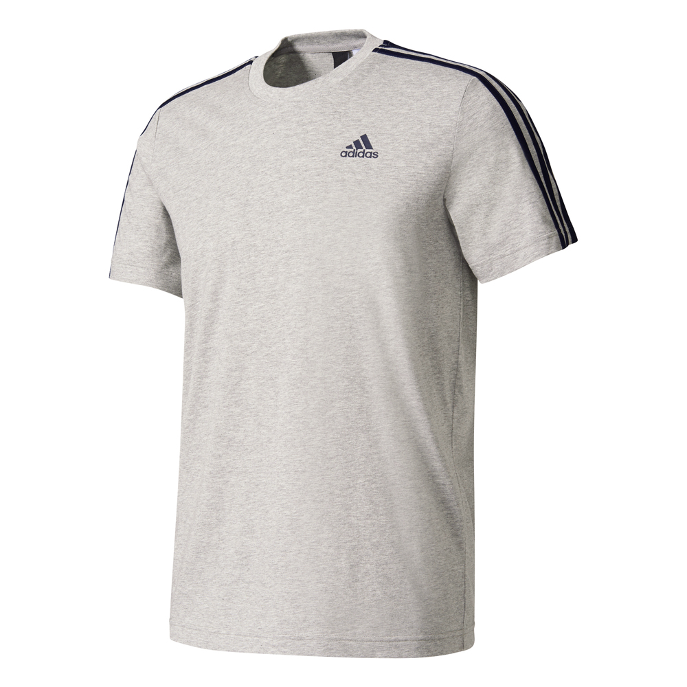 Herren T-Shirt Essentials 3 Stripes Tee