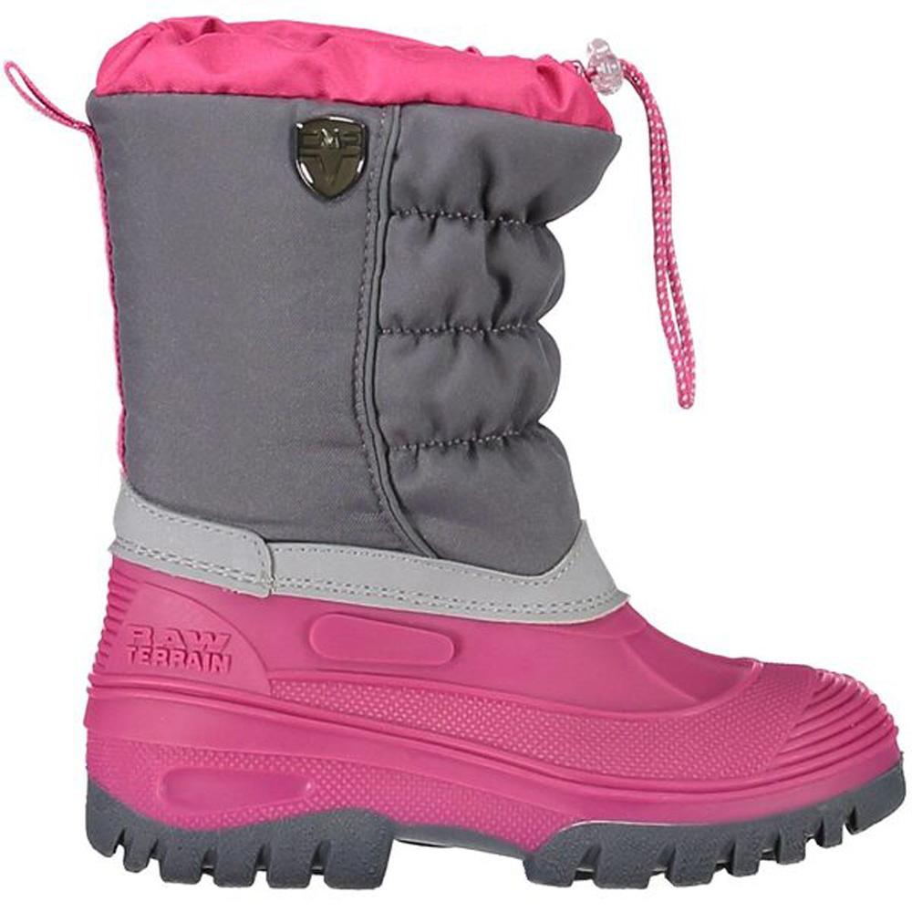Kinder HANKI SNOW BOOTS Pink Schuhe Kinder