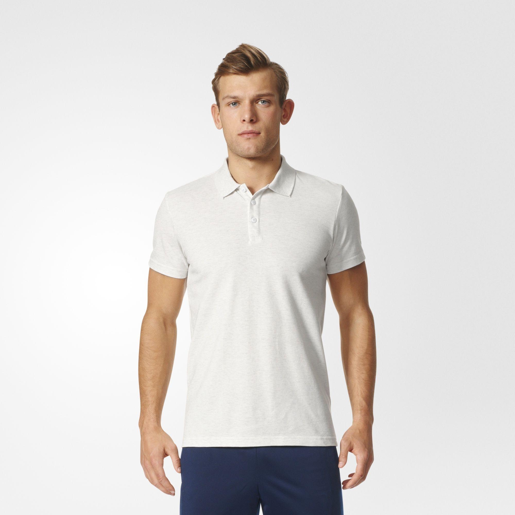 Herren Essentials Basic Poloshirt,