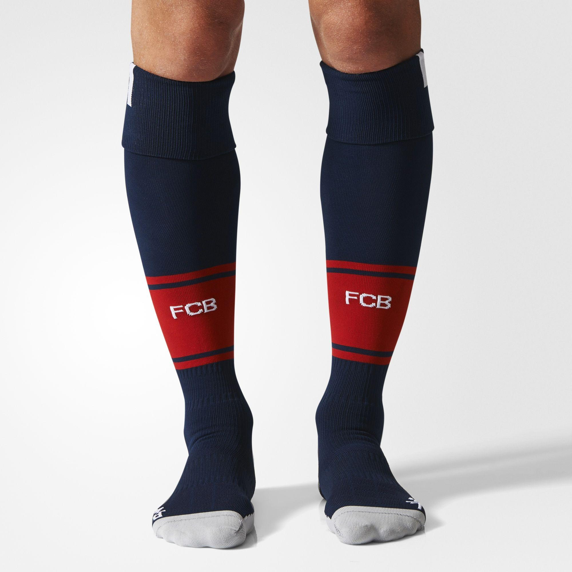 Herren FC Bayern München Auswärtssocken, 1 Paar