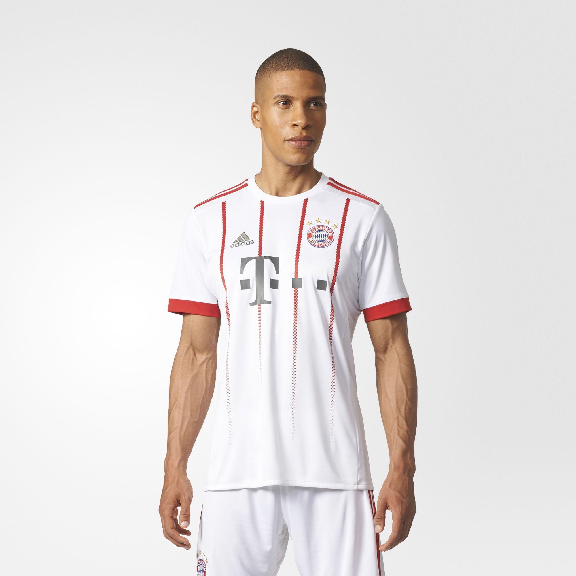 Herren FC Bayern München UCL Trikot Replica