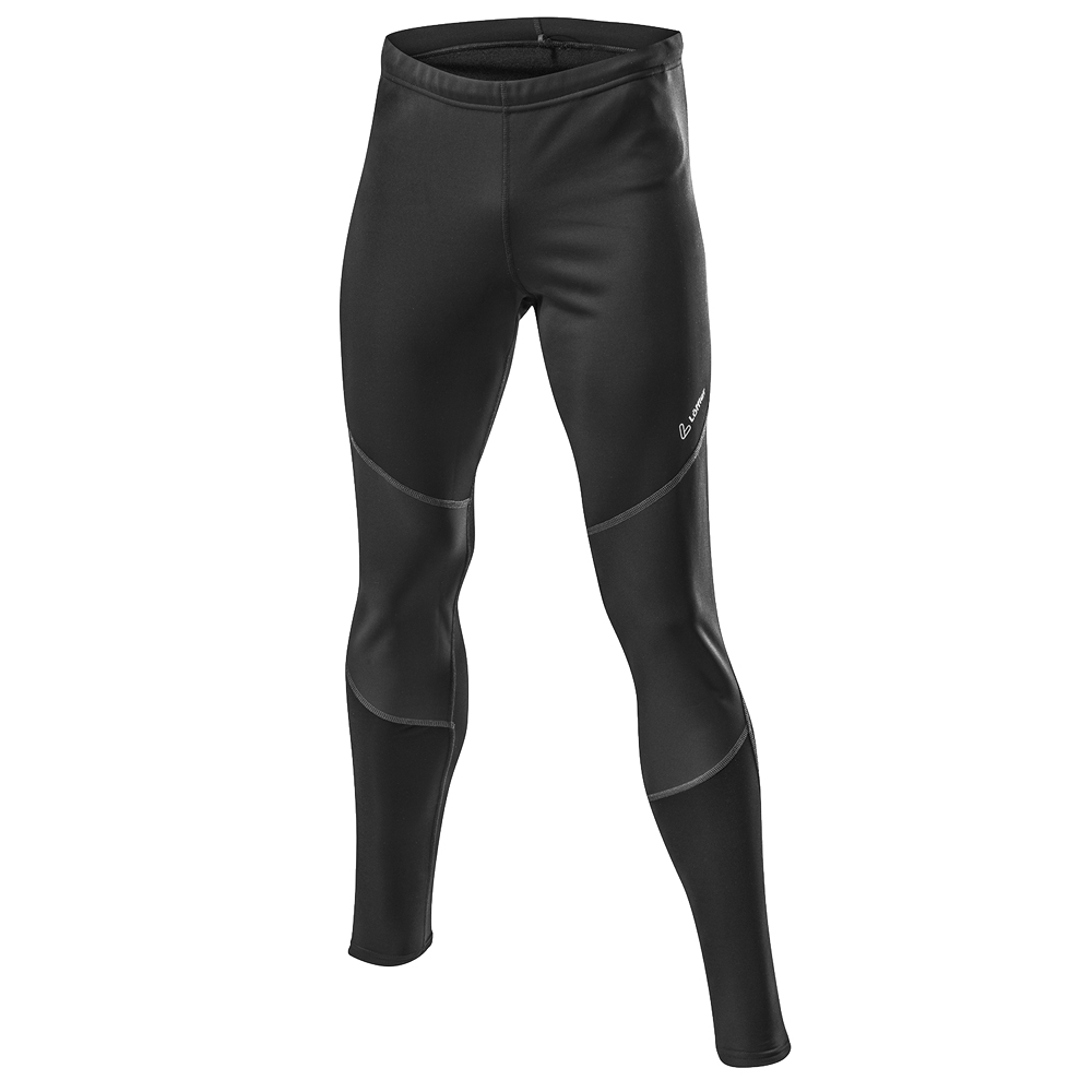 Herren Langlauf-TIGHTS LANG WS SOFTSHELL WARM
