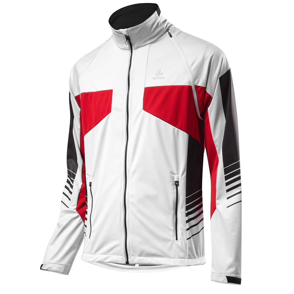 "Herren Jacke ZIP-OFF JACKE ""WORLDCUP"" WS SOFTSHELL LIGHT"